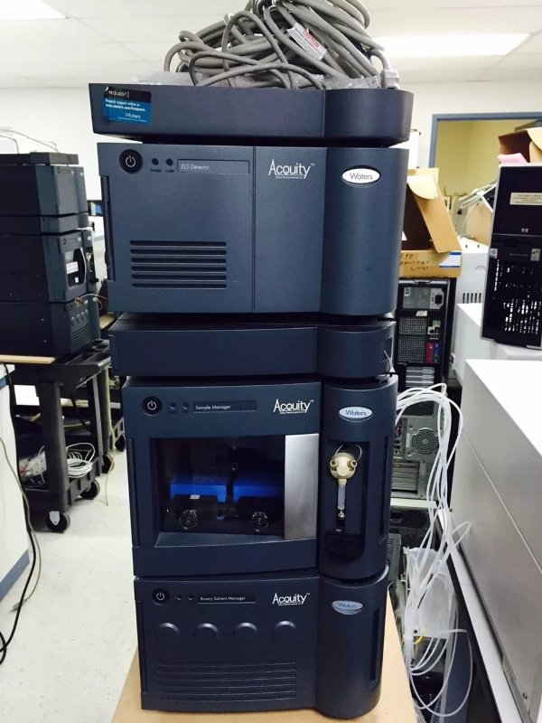 Waters Acquity Analytical Nano UPLC